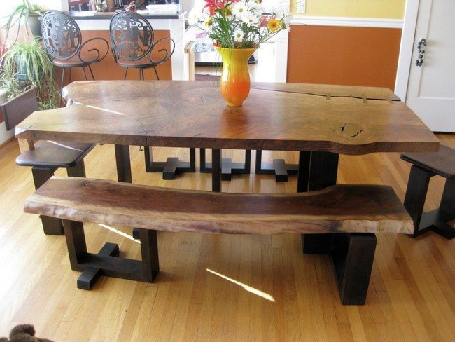 Esstisch Rustikal Diy Dining Table Ideas - Decor Around The World
