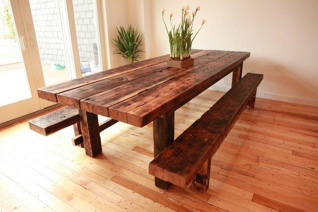 Esstisch Bauen Diy Dining Table Ideas - Decor Around The World