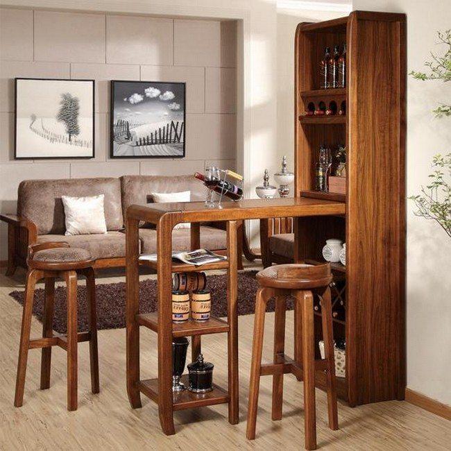 Home Bar Room Designs - Decor Around The World - living room bar furniture