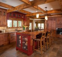 Easy Ways to Achieve the Rustic Kitchen Look - Decor ...