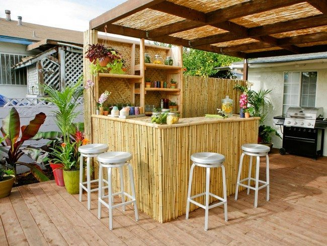 Gambar Exterior Tips For Making Your Own Outdoor Furniture - Decor Around
