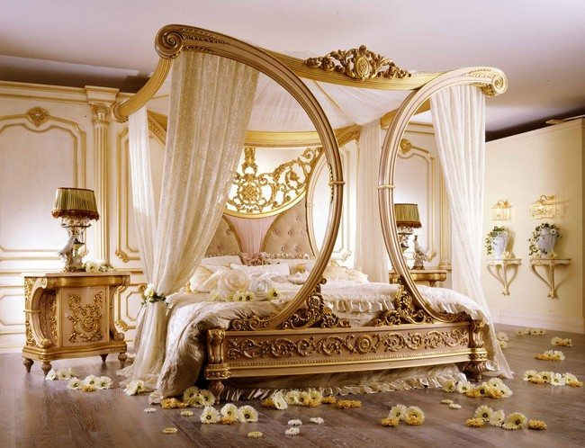 Himmelbett Vintage Transforming Your Bedroom Using Luxury Canopy Beds - Decor
