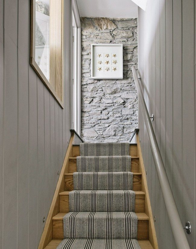 Staircase Hanging Lights Décor For Our Hallway Wall - Decor Around The World