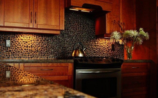 French Country Backsplash Unique Kitchen Cabinet Designs You Can Adopt Easily
