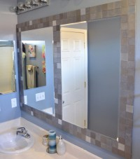 Bathroom Mirror Frames Ideas: 3 Major Ways We Bet You Didn ...