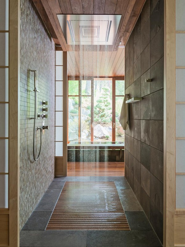 Moderne Duschen Bilder Open Shower Ideas: Awesome Doorless Shower Creativity