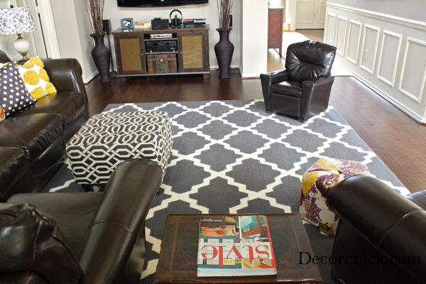 Black And White Moroccan Trellis Rug Ivory Distressed Moroccan - grey living room rug