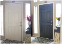 23 Simple Painted Entry Doors Concept Photos - Homes ...
