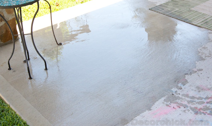 How To Clean Your Patio The Fun And Easy Way Decorchick