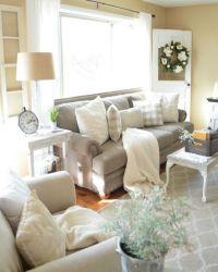 5601 Cozy Sofa Pillow Ideas For Awesome Living Room  DECOREDO