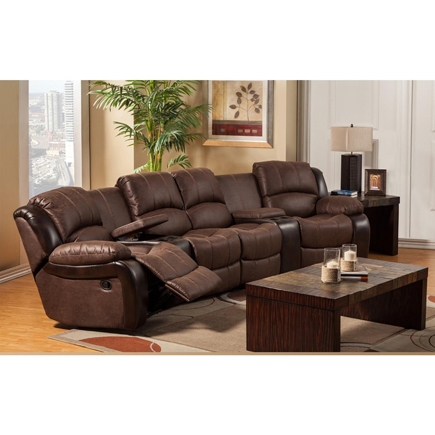 Theater Couches Home Theater Couch Living Room Furniture 5 Decorelated