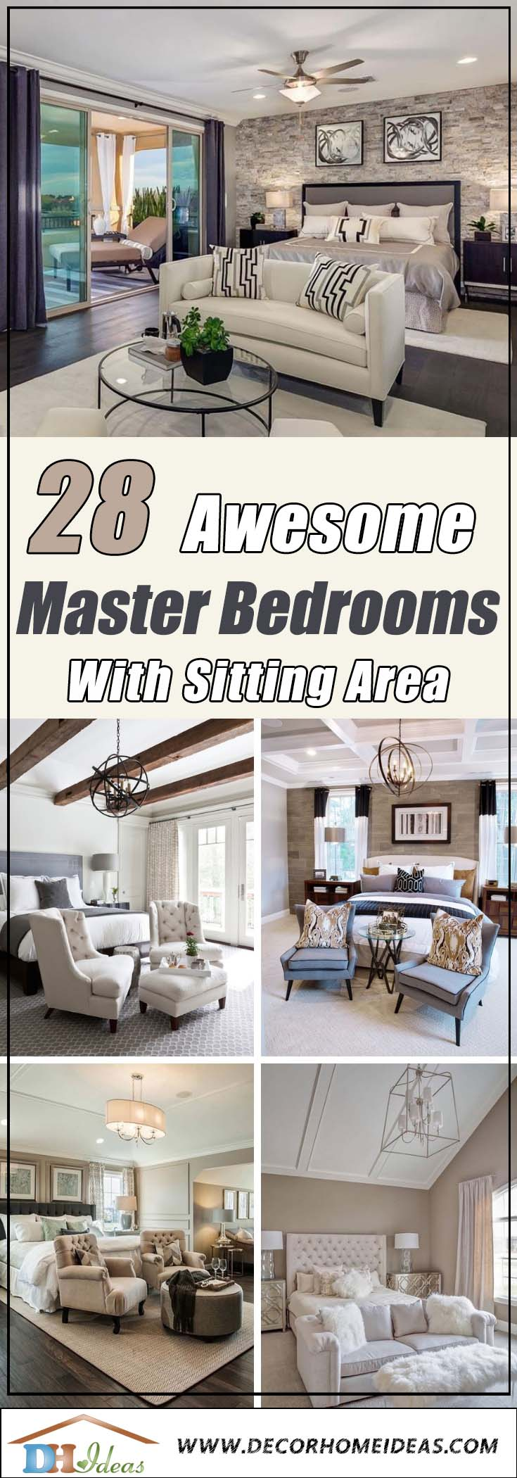28 Best Master Bedroom With Sitting Area Ideas For 2021 Decor Home Ideas