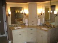bathroom corner vanity unit - Corner Bathroom Vanity ...