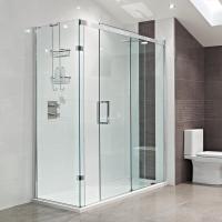 Sliding Glass Doors In Bathroom Interiors ...