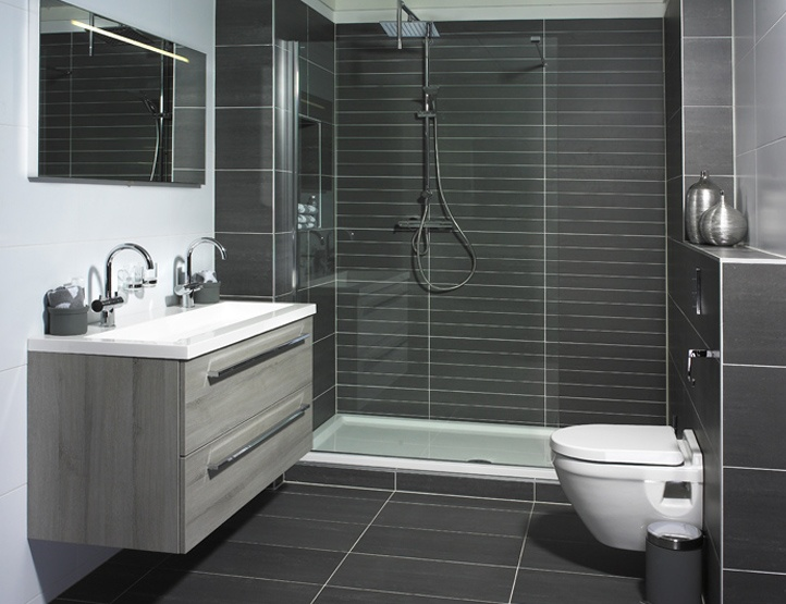 Top 3 Grey Bathroom Tile Ideas Decorideasbathroomcom