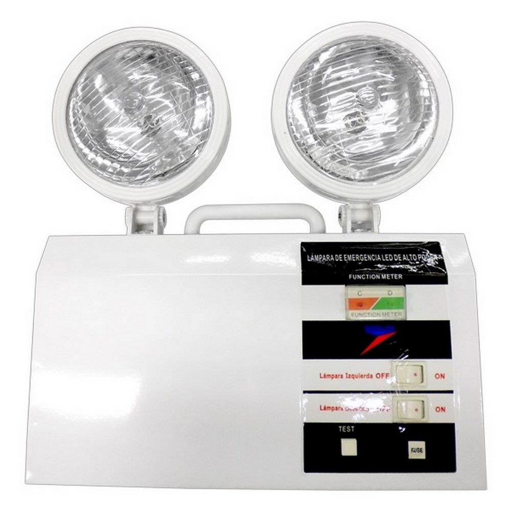Lamparas De Emergencia Led Lámpara De Emergencia Led 4 W Blanco