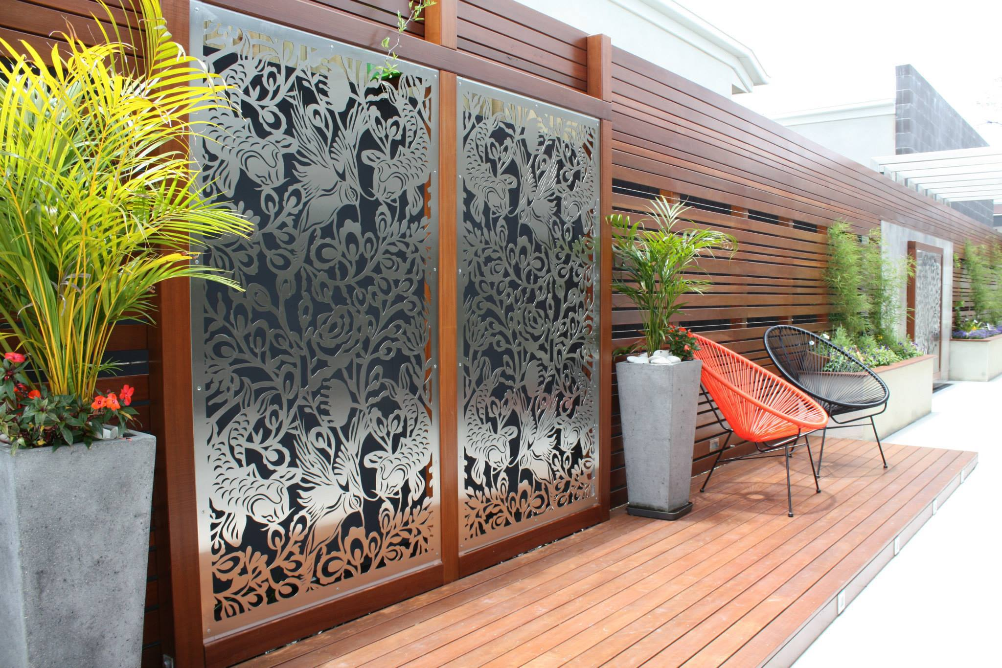 Privacy Screens Outdoor Decorative Privacy Screens Decor Love Install Outdoor Screens And