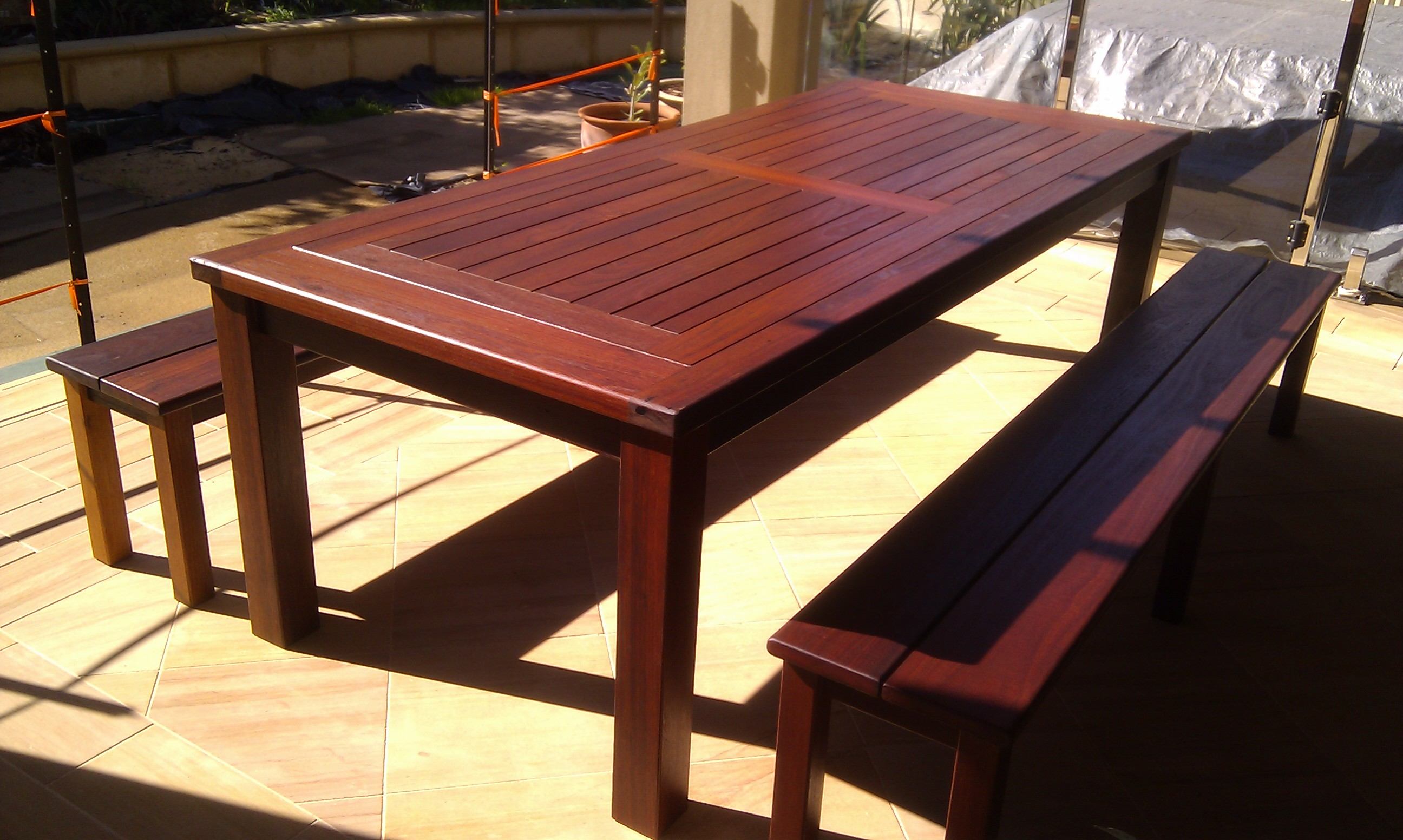 Outdoor Timber Table Timber Outdoor Furniture And Its Benefits Decorifusta