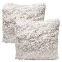 Faux Fur Throw Pillow  Cheap Alternative for Real Fur ...
