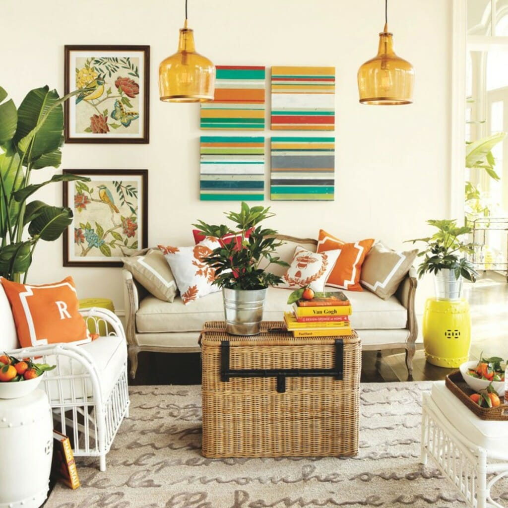 Plants Home Decor 5 Ways To Infuse Your Decor With Summer Decorilla