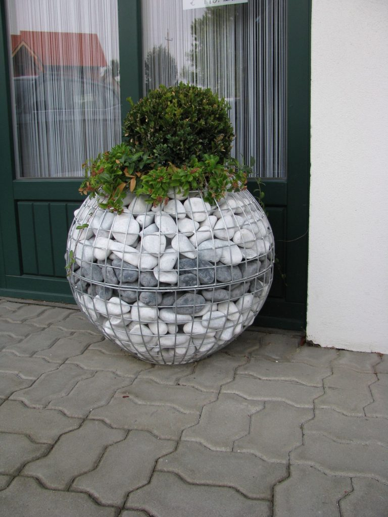 Deavita Garten Gabion Ideas That Will Enhance The Garden Ambient Decor Inspirator