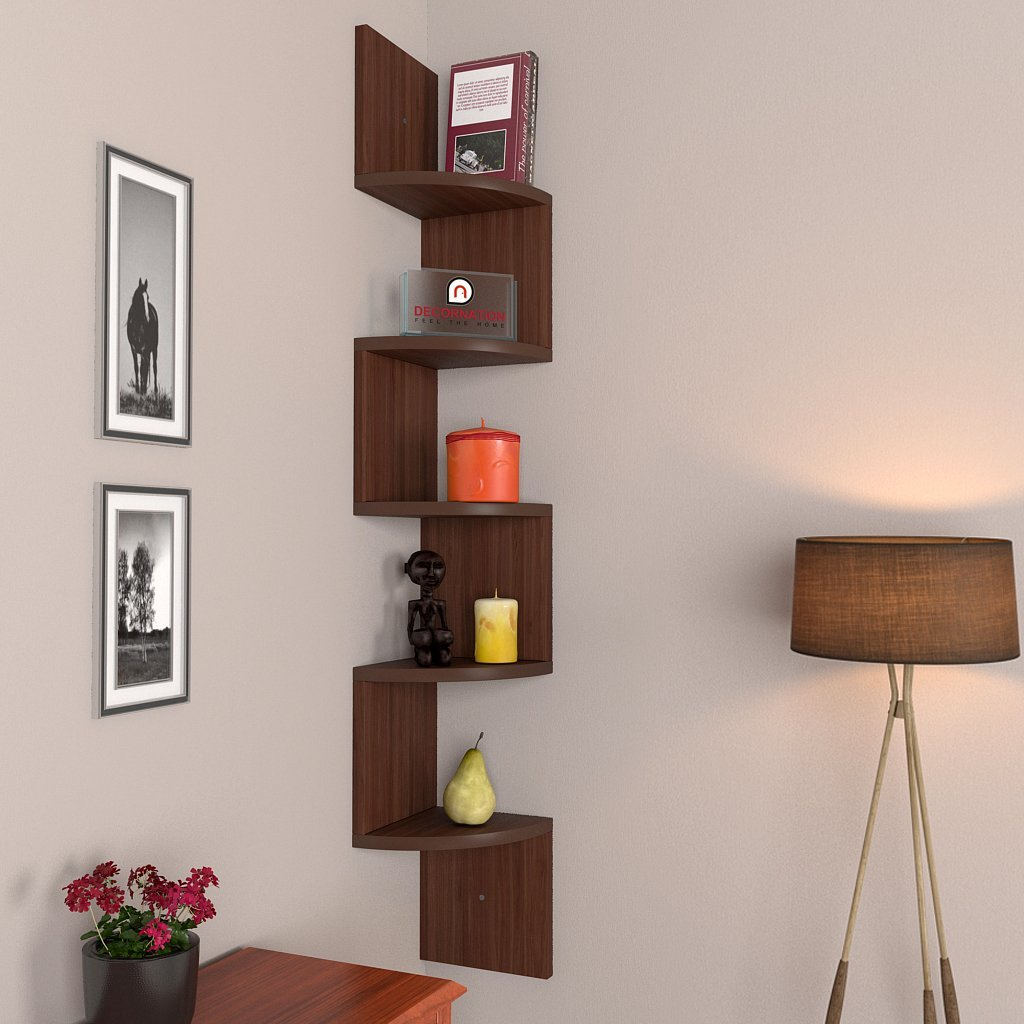 Corner Wall Shelf Unit Buy Corner Wall Shelves At Best Price