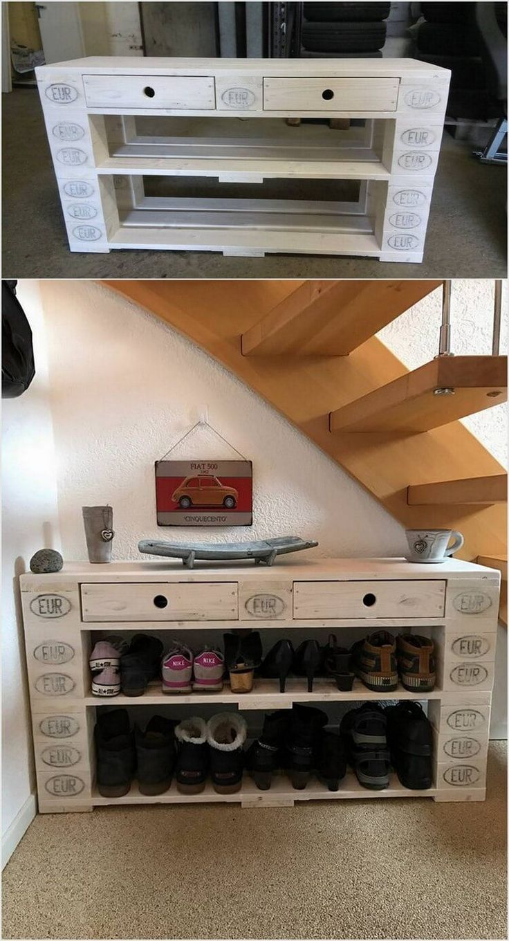 Meuble Chaussure Palette Meuble Chaussure Palette Cool And Terrific Wood Pallet Projects
