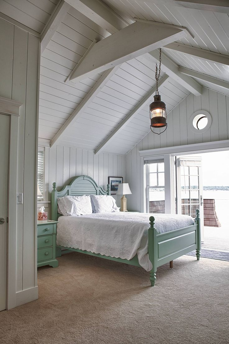 Furniture Bedrooms Bedroom Traditional Coastal Beachstyle Rustic Shiplap Pine Wallcolor Decor Object Your Daily Dose Of Best Home Decorating Ideas Interior Design Inspiration