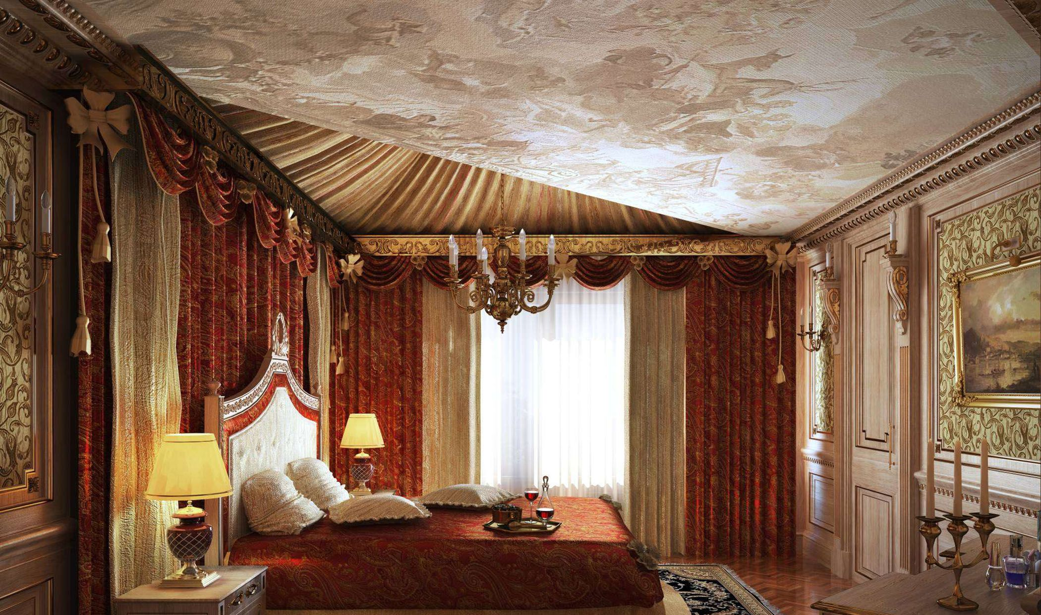 Victorian Ceilings Ideas 75 Victorian Bedroom Furniture Sets And Best Decor Ideas