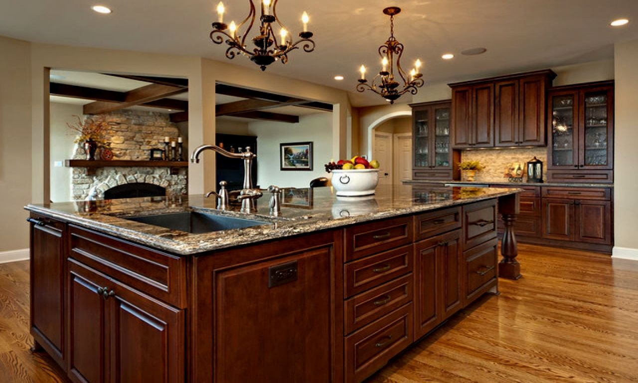 What Is Island Kitchen Large Kitchen Island Designs And Plans | Decor Or Design
