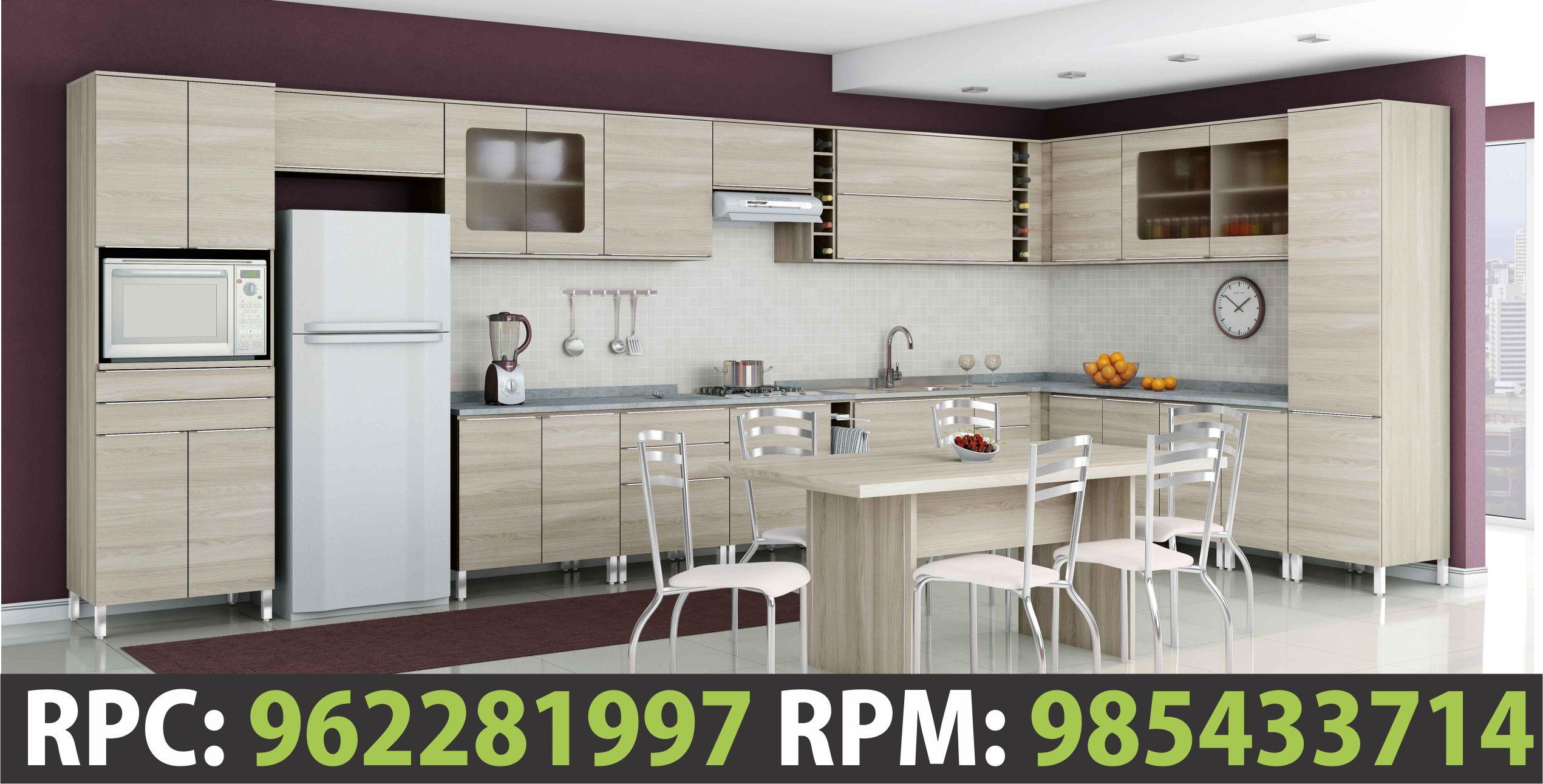 Disenos De Muebles De Cocinas Modernas | Alta Durabilidad Para Tus ...