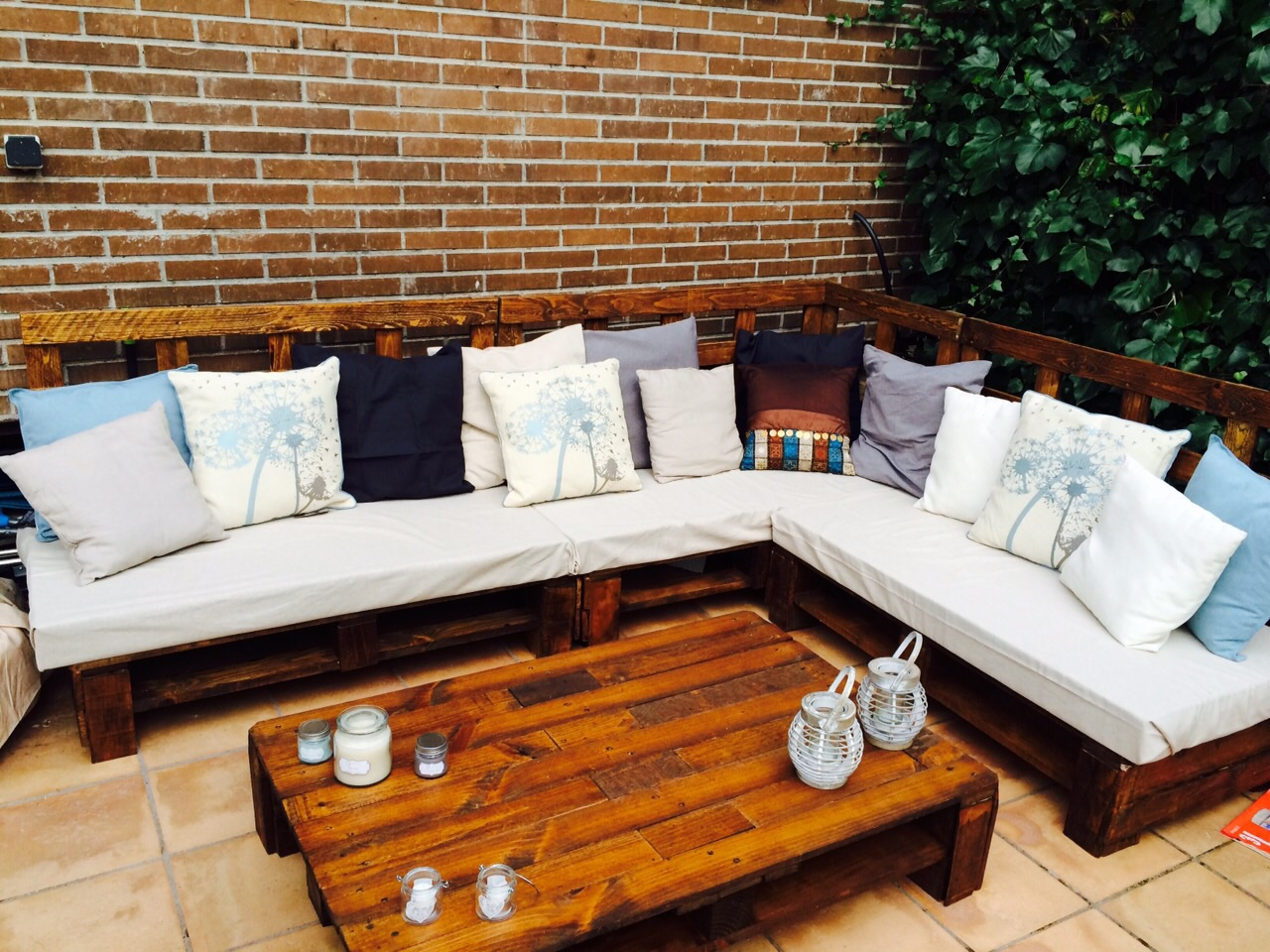 Sillones Para Porches Porches Decorpalets La Mancha