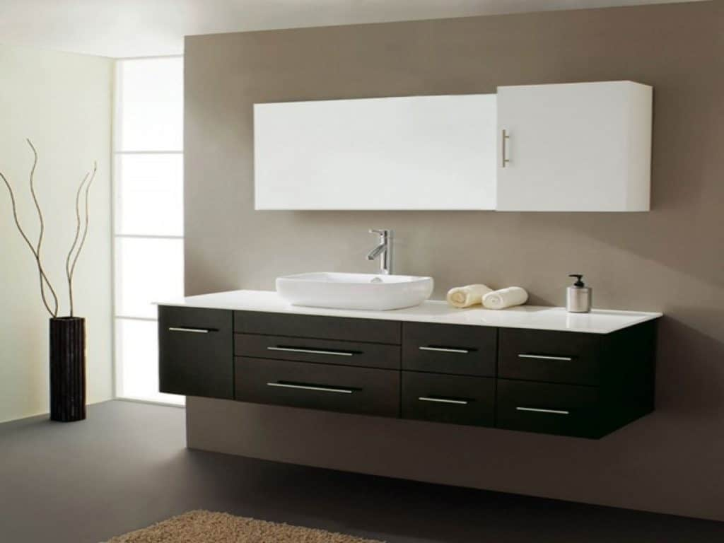 Moderner Schminktisch Wow 200 43 Stylish Modern Bathroom Ideas Remodel And Decor