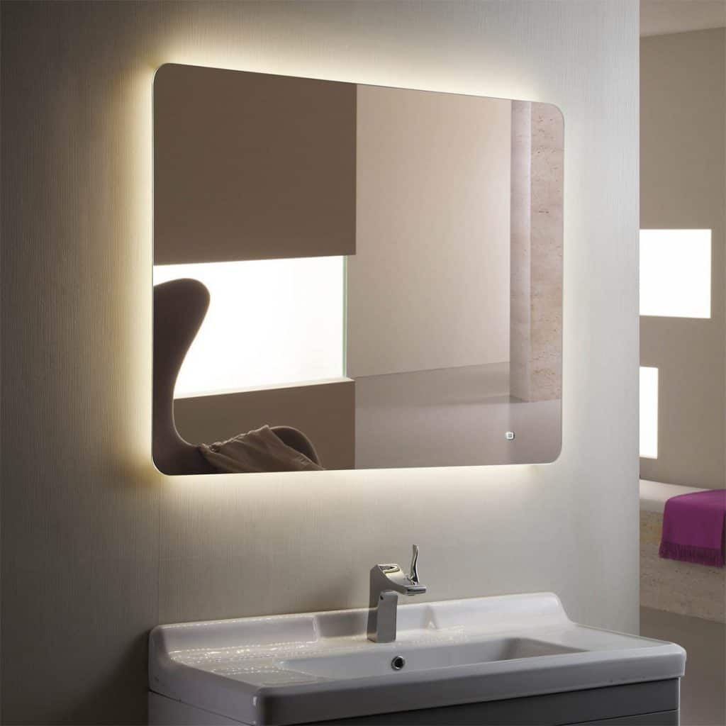 Large Bathroom Vanity Mirrors Ideas For Making Your Own Vanity Mirror With Lights Diy