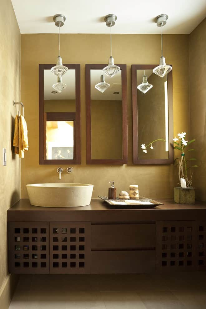 Large Mirrors Online 32 Stylish Bathroom Mirror Ideas To Inspire You Bathroom