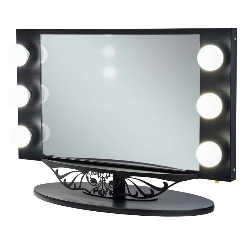 Makeup Vanities With Lighted Mirrors Ideas For Making Your Own Vanity Mirror With Lights Diy