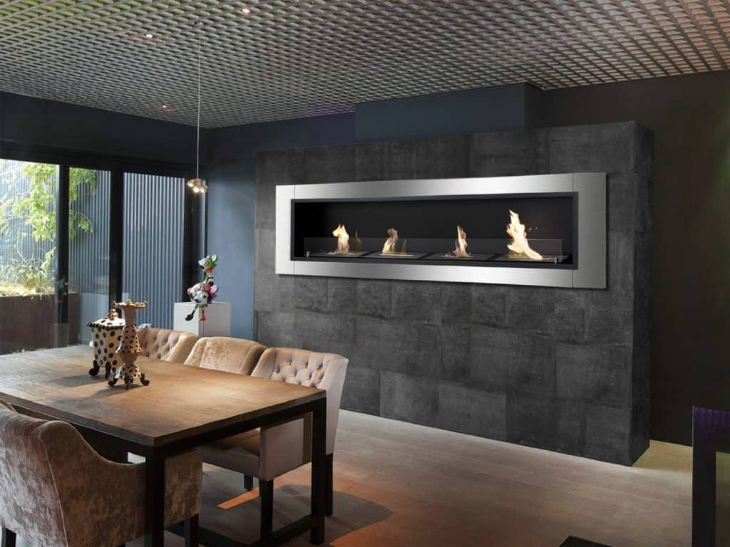 Livin Flame Elektrische Sfeerhaard Pros And Cons Modern Electric Fireplaces Vs Ethanol