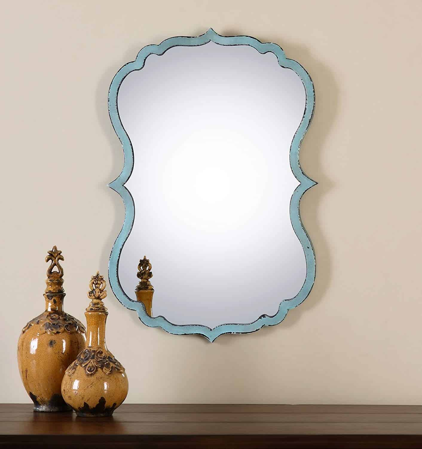 Unique Shaped Mirror Wow 9 Best Bathroom Mirror Ideas To Enhance Your Bathroom