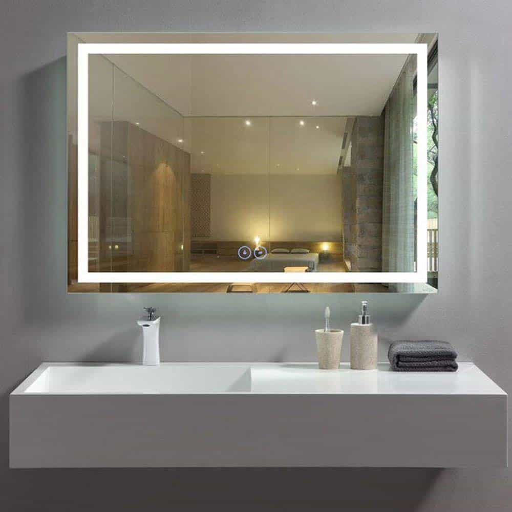 32 Stylish Bathroom Mirror Ideas 2021 Updates