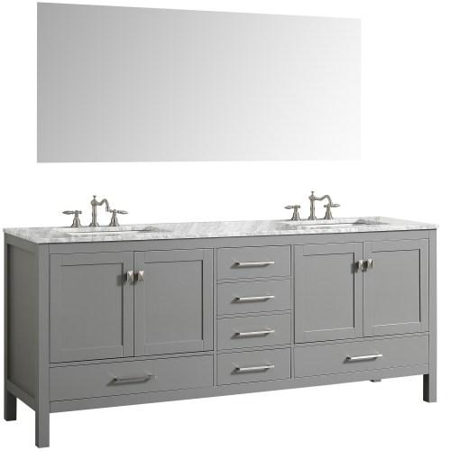 Medium Crop Of Grey Bathroom Vanity