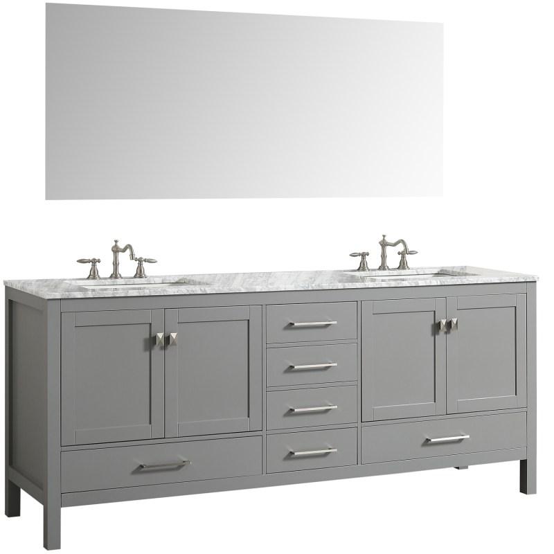 Large Of Grey Bathroom Vanity