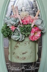 Front Door Valentine Dcor