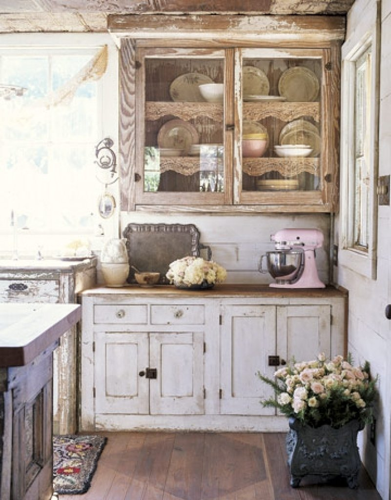 Shabby Chic Cuisine The Perfect Mix Of Style And Comfort