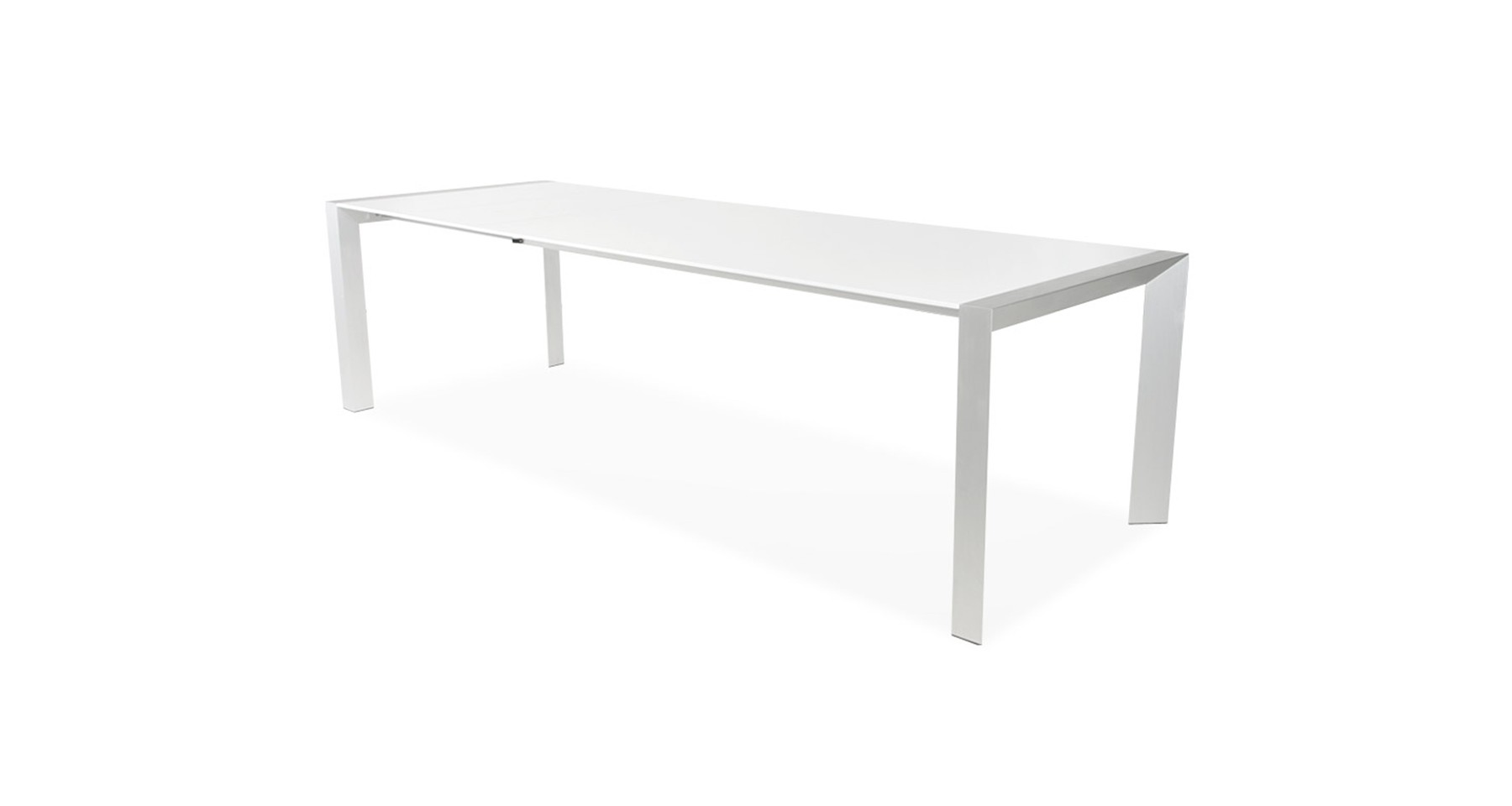 Table Salle A Manger Extensible 14 Personnes Table Extensible Blanc
