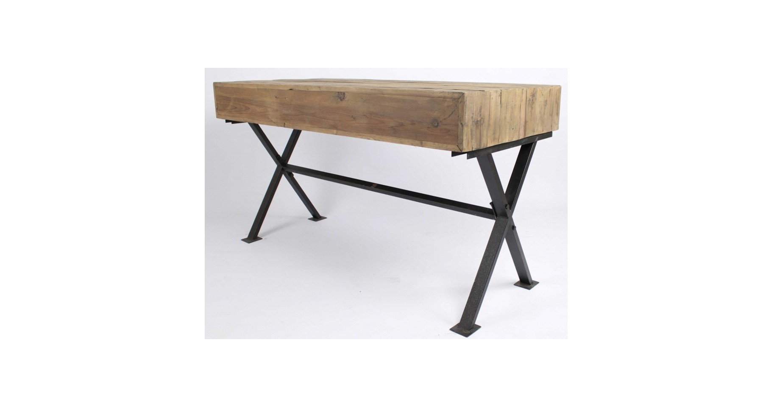 Meuble bureau bois petit bureau en bois frais ides pour meuble