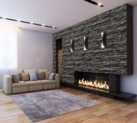 Stone fireplaces ideas for house owners in Ireland - Deco ...
