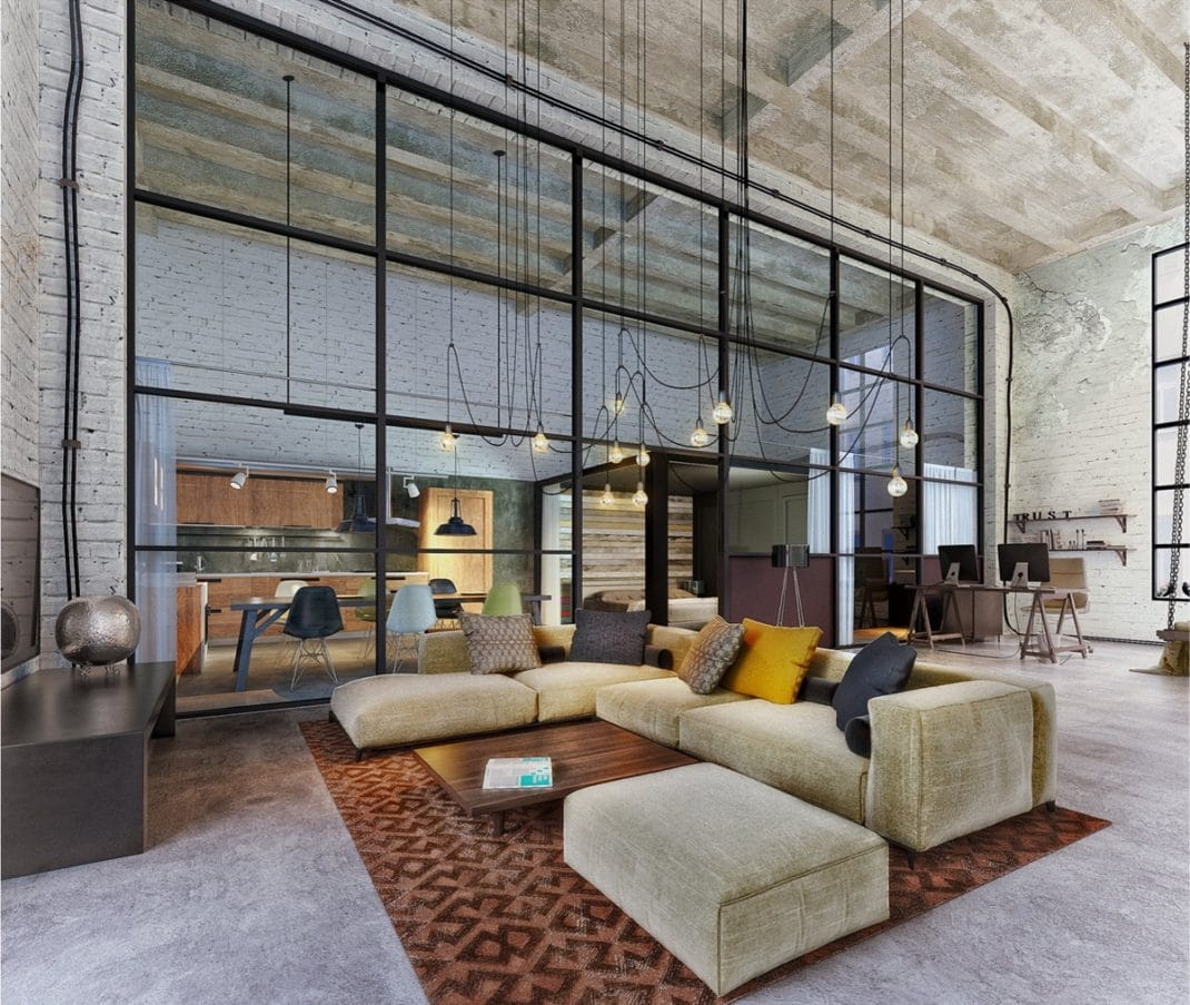 Loft Interieur Design 40 Lofts Qui Vont Vous Rendre Dingue De Jalousie Deco Tendency
