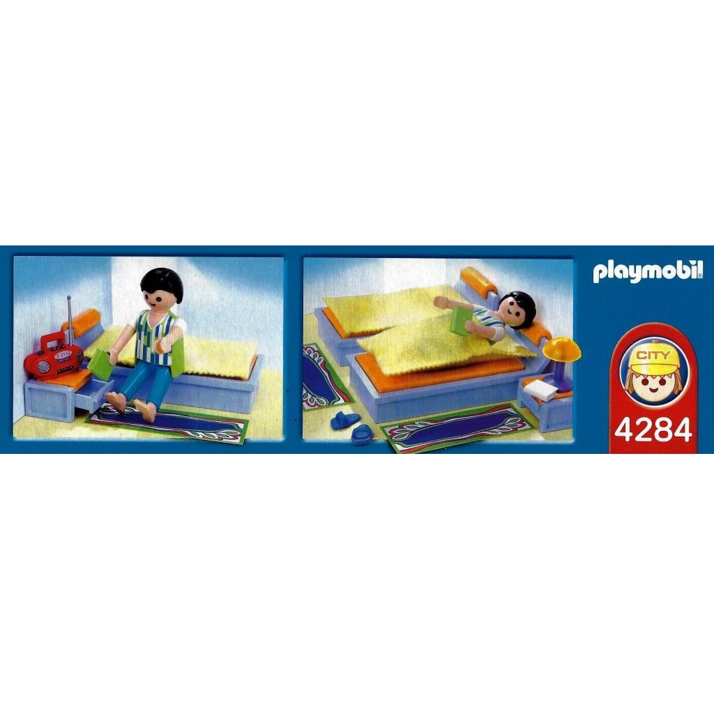 Playmobil 4284 Master Bedroom Decotoys