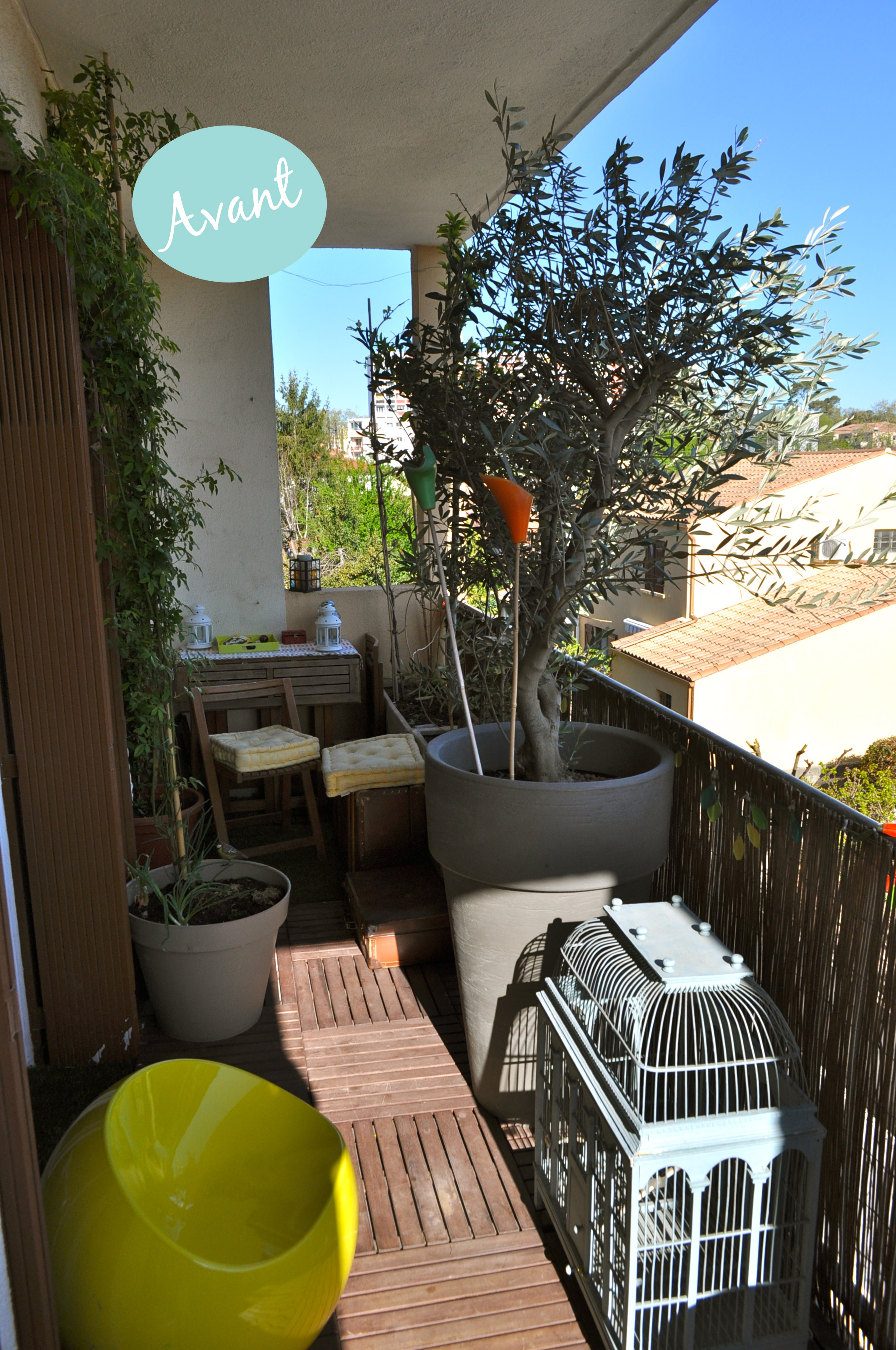 Amenagement Balcon 10m2 Deco Balcon Ete