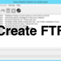 Flashtoolの使い方 〜XperiFirmとの連携が強化されてftfの作成がカンタンに!〜